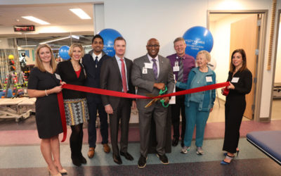 McCoy Wellness and Rehabilitation Center Grand Opening