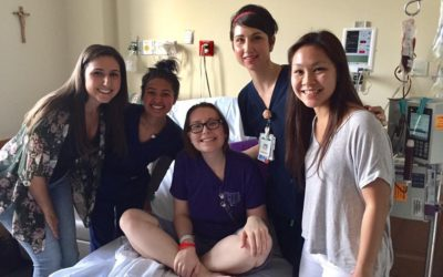 From Oncology Nurse to Cancer Patient – Sarah's Story