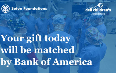 Dell Medical School, Ascension Seton Receive Critical Funding from Bank of America to Support Low-Income Families in Central Texas During COVID-19 Crisis